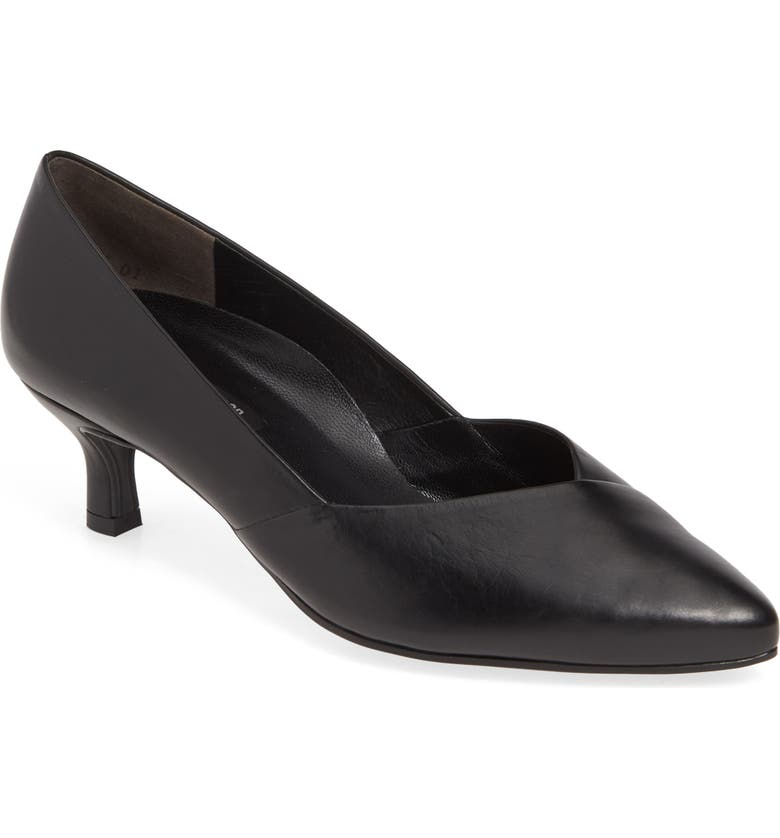 PAUL GREEN Beverly Surplice Pump, Main, color, 001