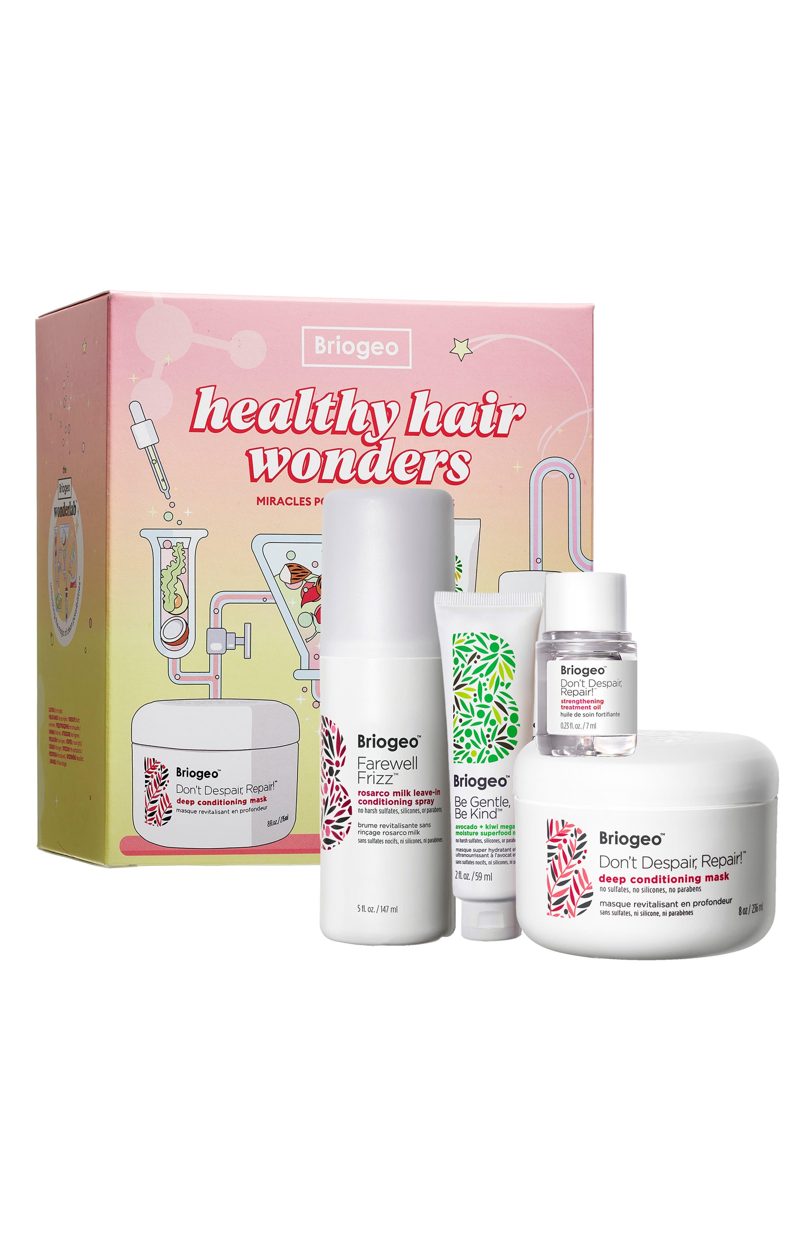 Healthy Hair Wonders Set-$81 Value