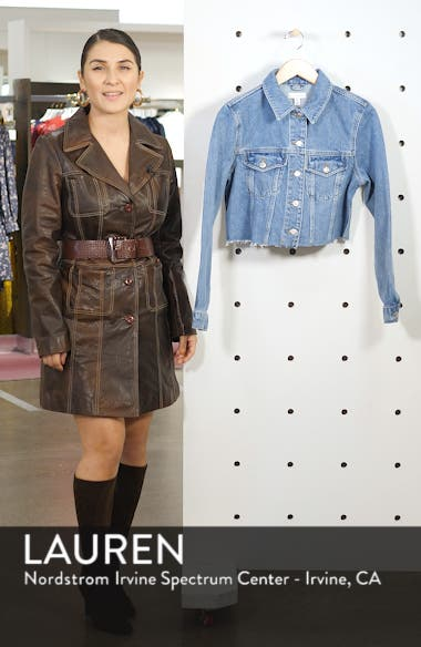 Tilda Hack Denim Jacket, sales video thumbnail