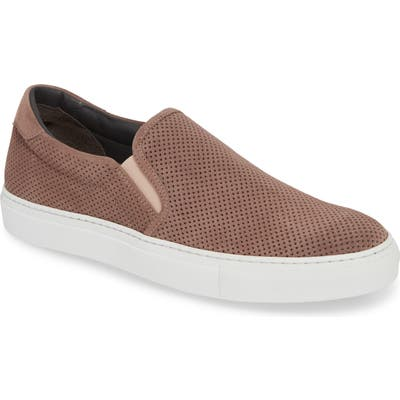 To Boot New York Racer Slip-On- Pink