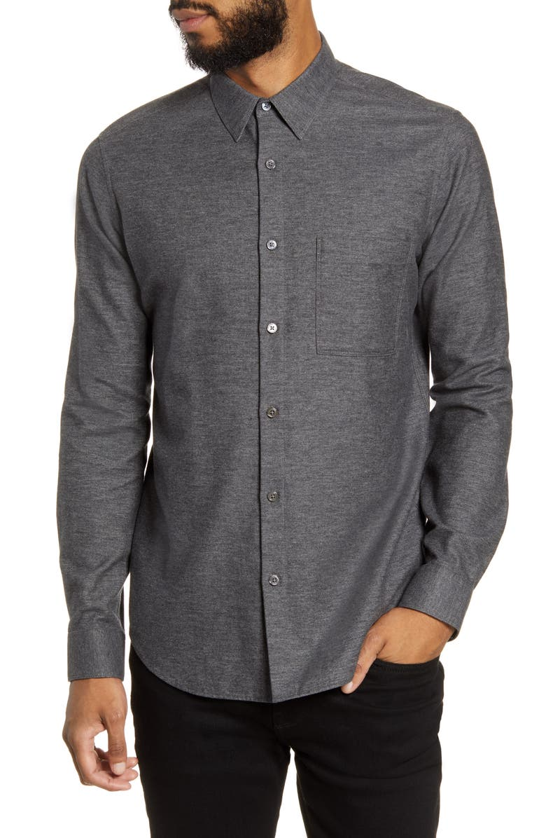 THEORY Irving Maxson Slim Fit Button-Up Shirt, Main, color, 029