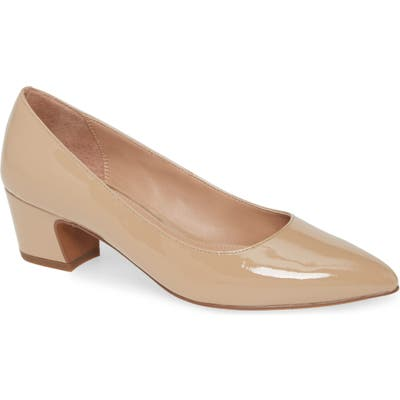 Linea Paolo Bardot Pump, Brown