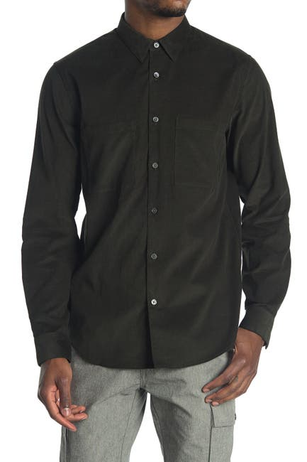 Image of Theory Irving Standard Fit Shirt