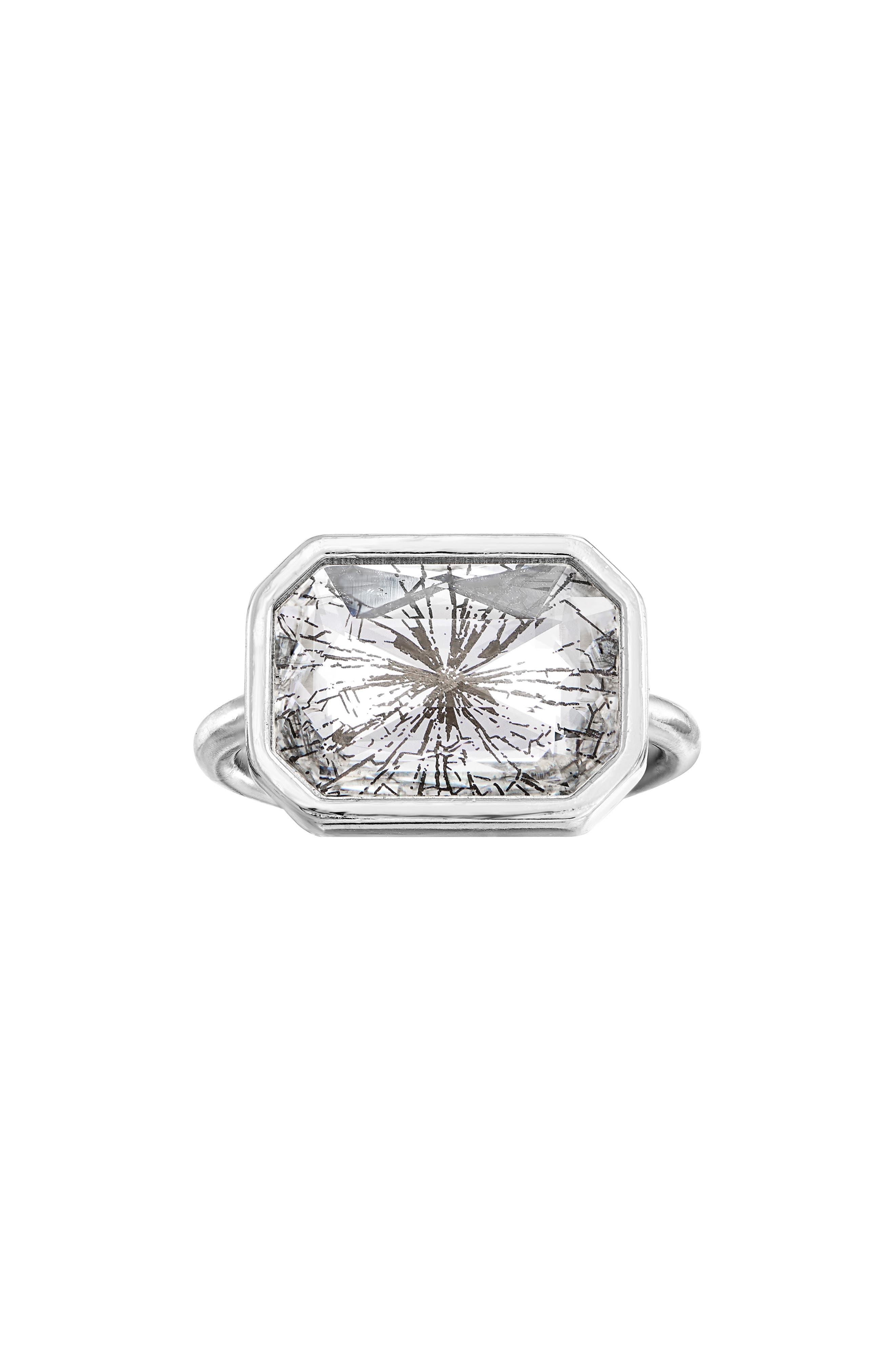 Women's Luca + Danni Glass Ceiling Ring