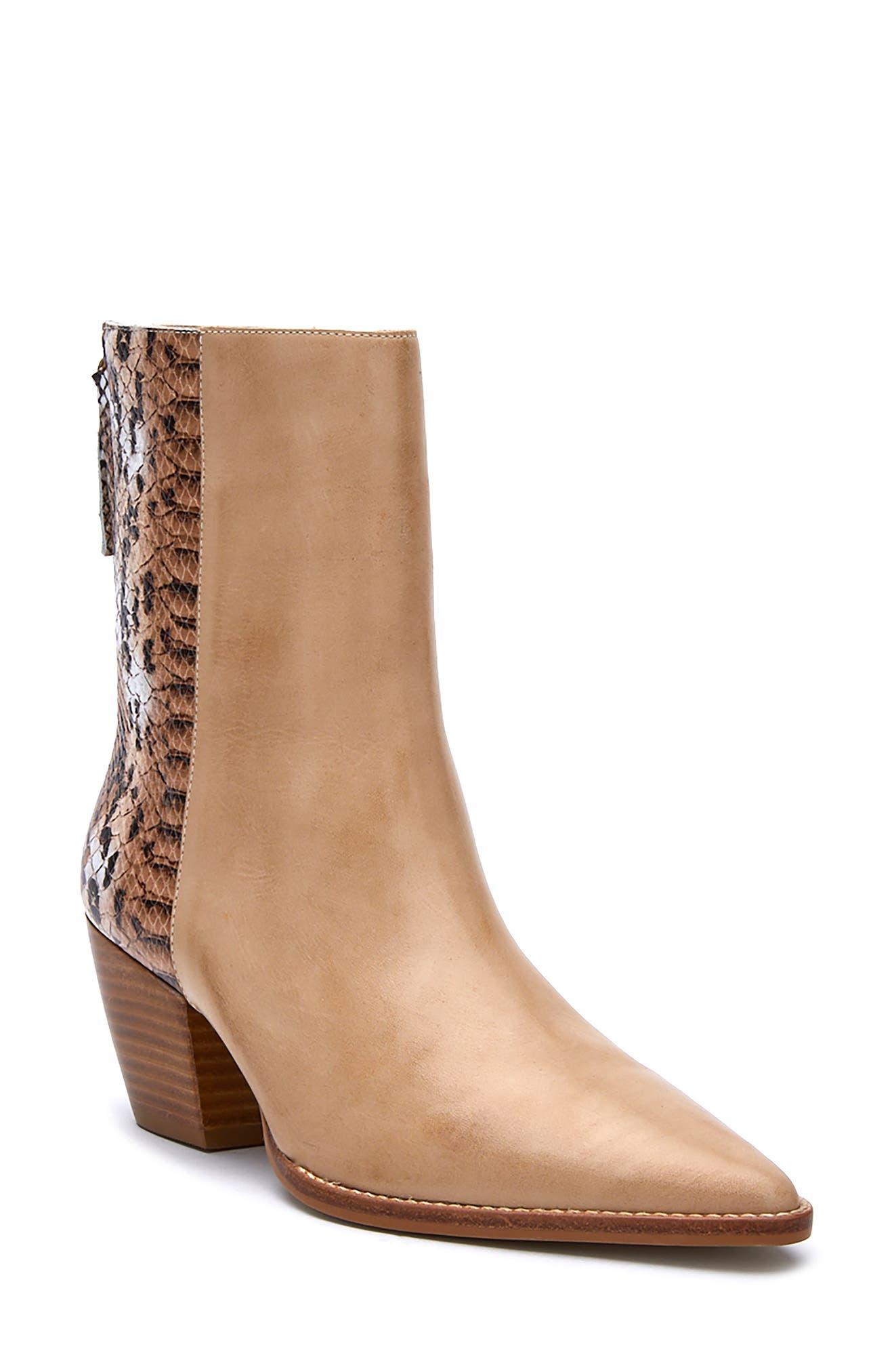 Carson Western Boot