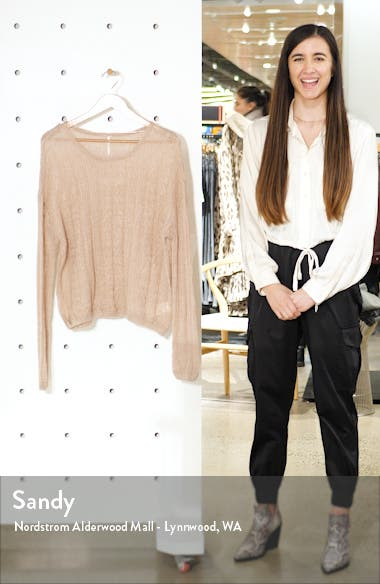 Angel Sweater, sales video thumbnail