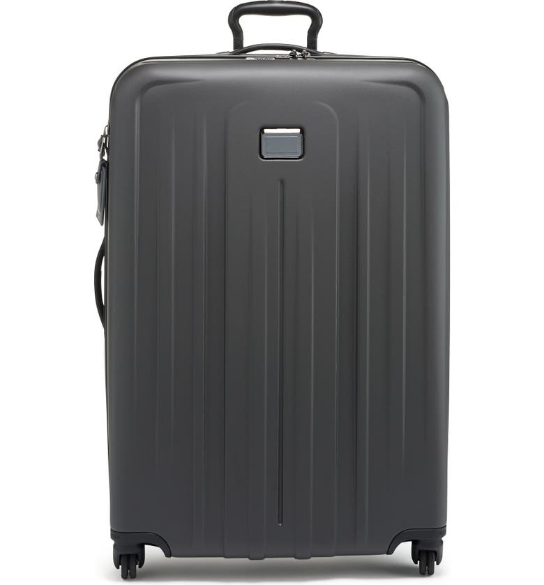 TUMI V4 Collection Extended Trip 31-Inch -Expandable Spinner Packing Case, Main, color, MATTE GREY
