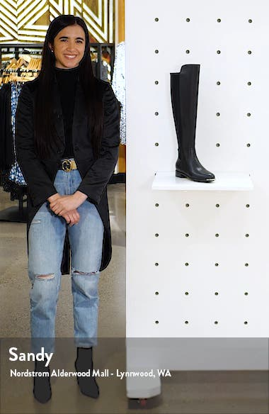 Grand Ambition Huntington Over the Knee Boot, sales video thumbnail
