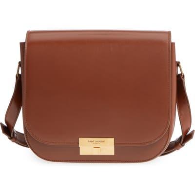 Saint Laurent Betty Shoulder Bag - Brown