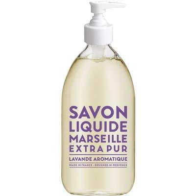 Compagnie De Provence Aromatic Lavender Liquid Marseille Soap