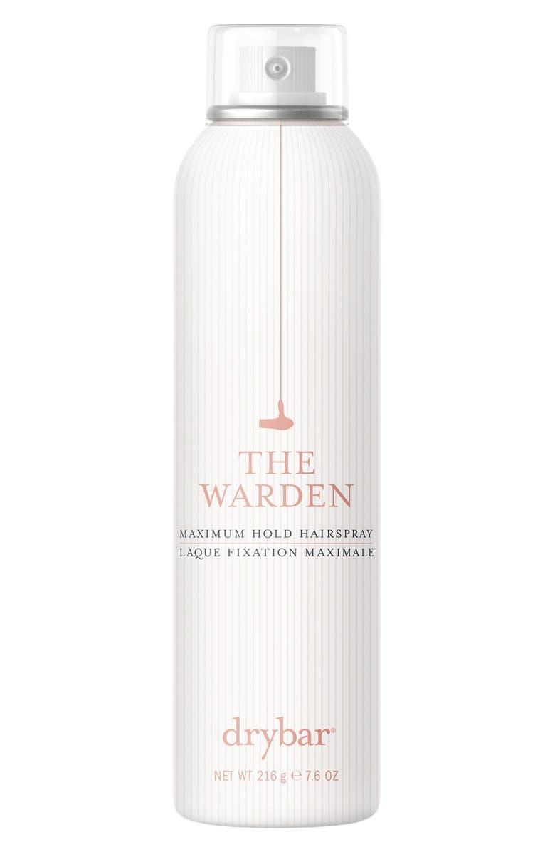DRYBAR The Warden Maximum Hold Hairspray, Main, color, 000