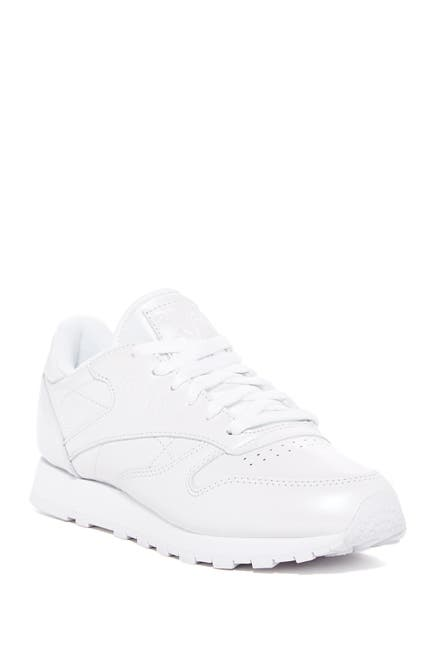 Image of Reebok Classic Pearlized Leather Sneaker