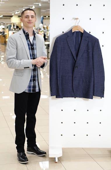 Trim Fit Solid Wool Sport Coat, sales video thumbnail