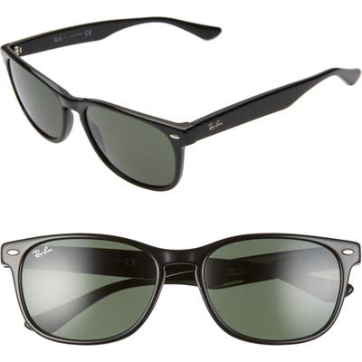 Ray-Ban 57Mm Square Sunglasses - Green