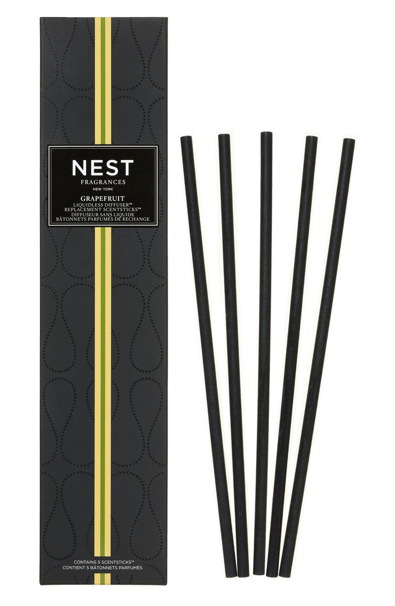 NEST FRAGRANCES Grapefruit Liquidless Diffuser Refill, Main, color, NO COLOR