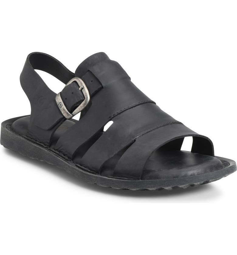 BØRN Bridger Sandal, Main, color, 001