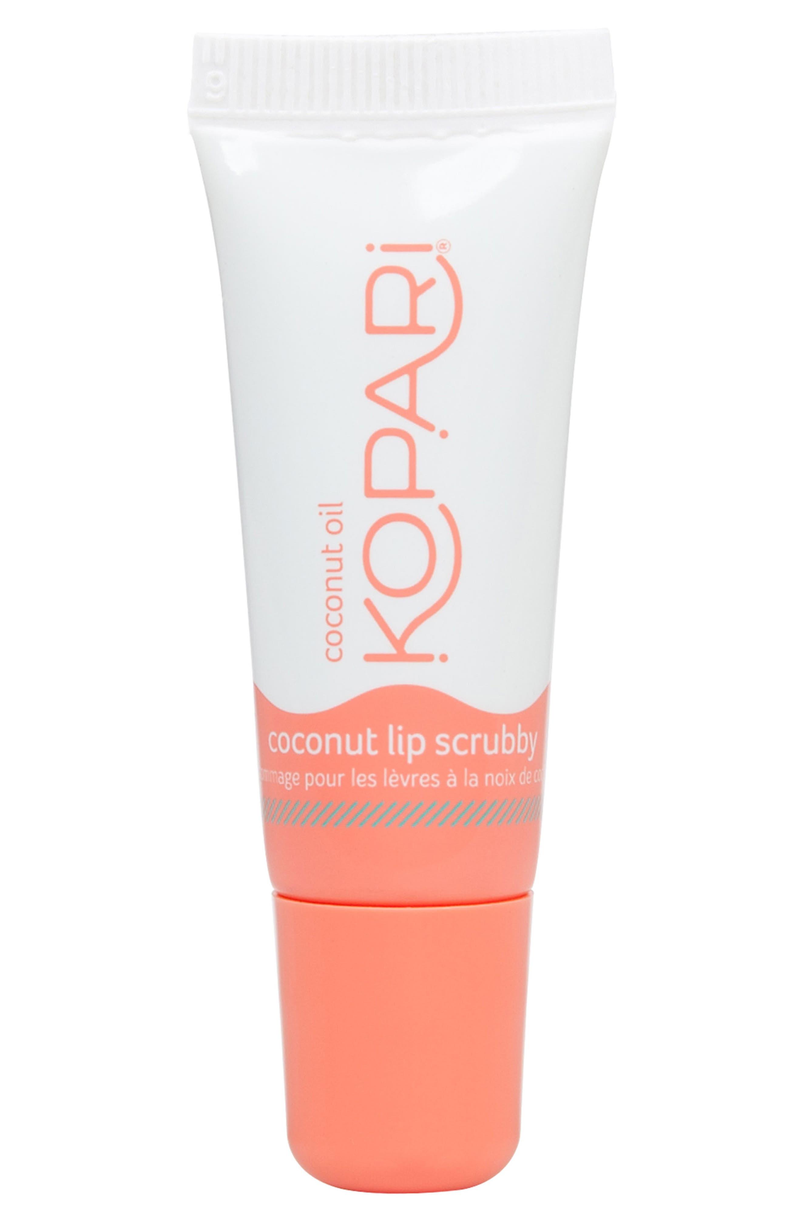 Coconut Lip Scrubby