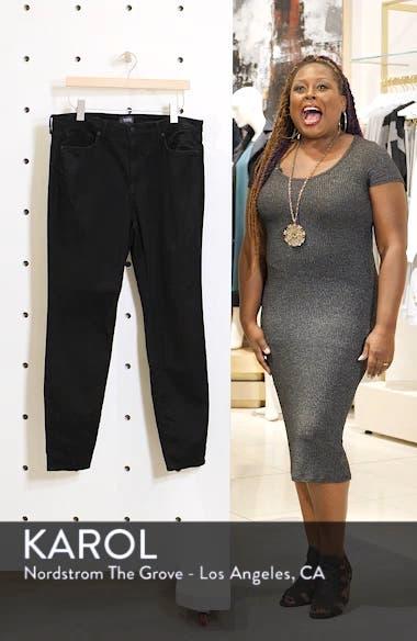 Ami High Rise Super Skinny Jeans, sales video thumbnail