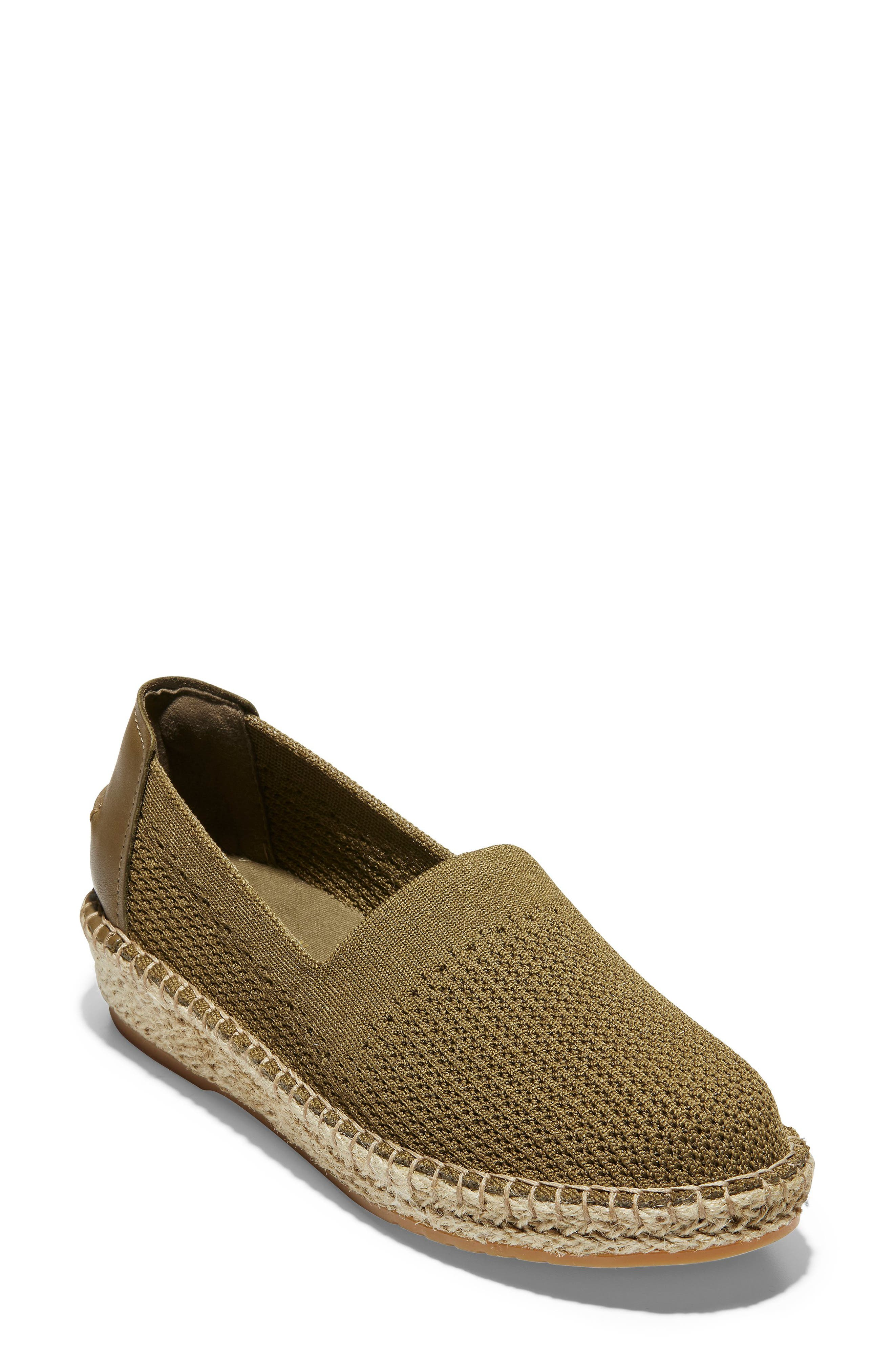 Cole Haan Cloudfeel Stitchlite Espadrille B - Green