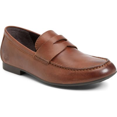 B?rn Roland Penny Loafer- Brown