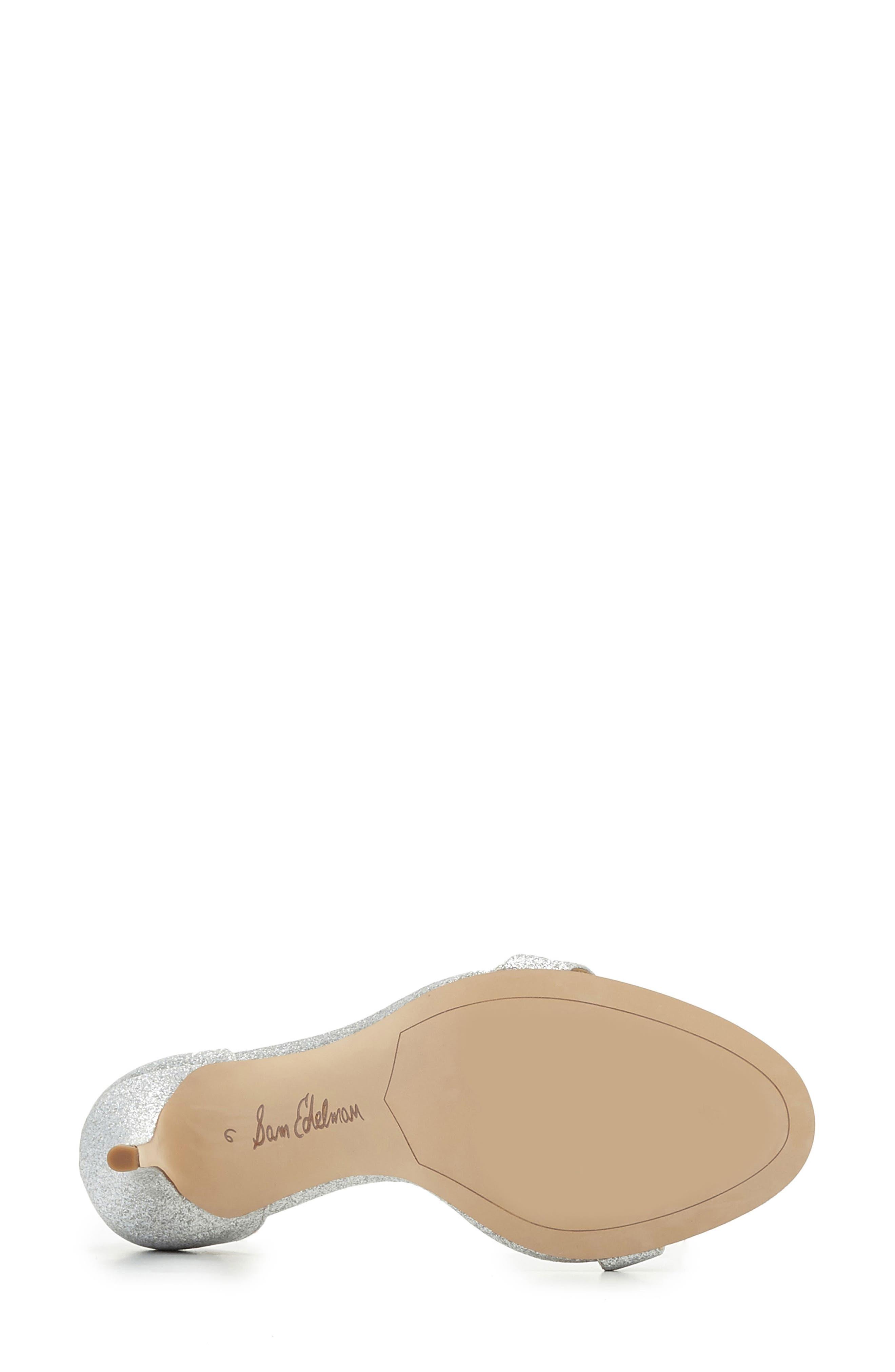 ,                             'Patti' Ankle Strap Sandal,                             Alternate thumbnail 50, color,                             045