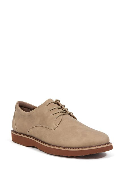Image of Deer Stags Walkmaster Leather Plain Toe Derby - Wide Width Available