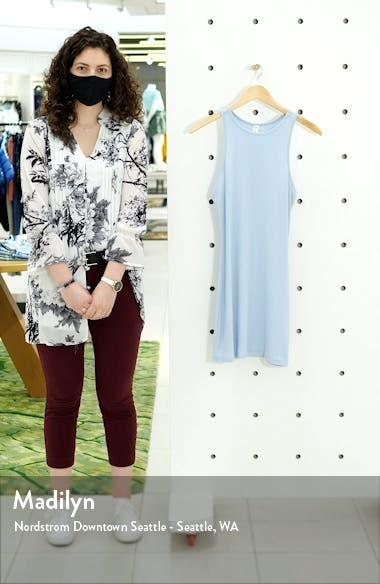 Sleeveless Rib Dress, sales video thumbnail