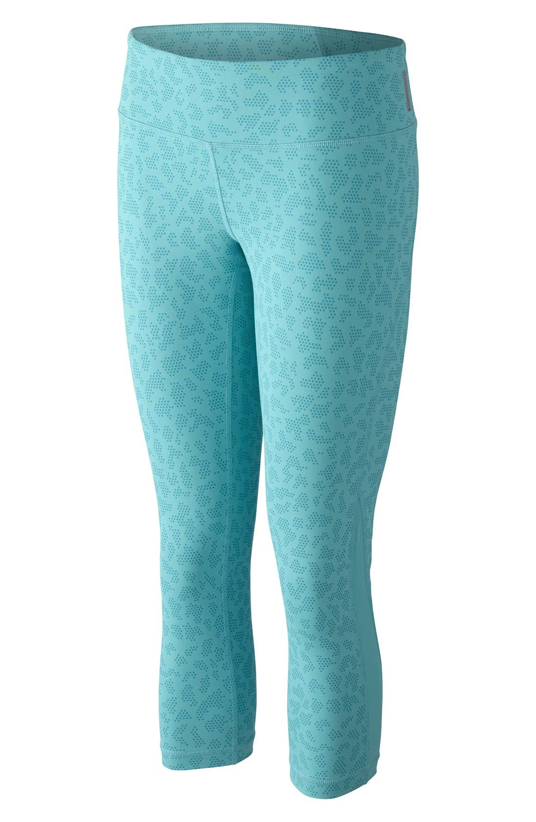 ,                             Live In Streamline Reversible Capris,                             Alternate thumbnail 56, color,                             430