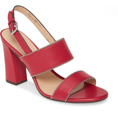 Coach Rylie Sandal, Red
