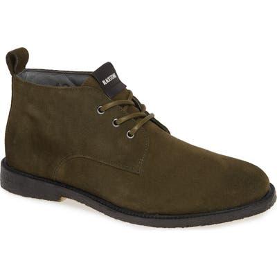 Blackstone Qm82 Chukka Boot, Green