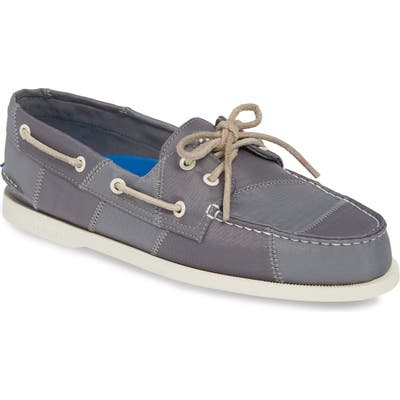 Sperry Authentic Original Bionic Boat Shoe, Grey