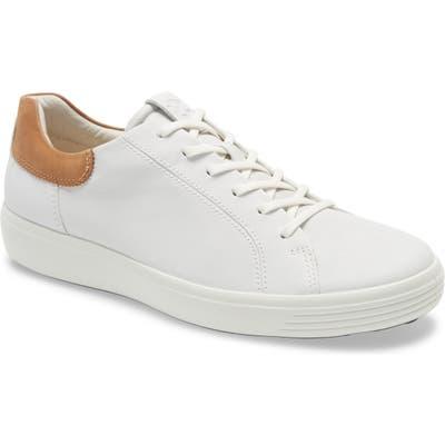 Ecco Soft 7 Sneaker - White