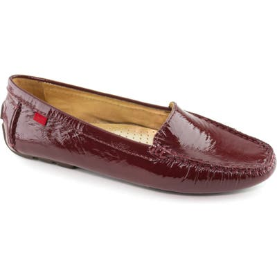 Marc Joseph New York Manhasset Loafer, Red