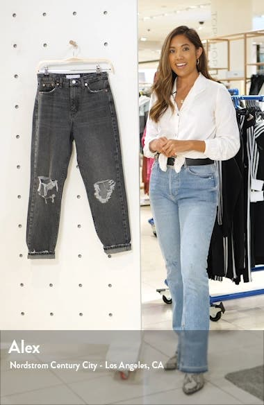 Ripped Mom Jeans, sales video thumbnail