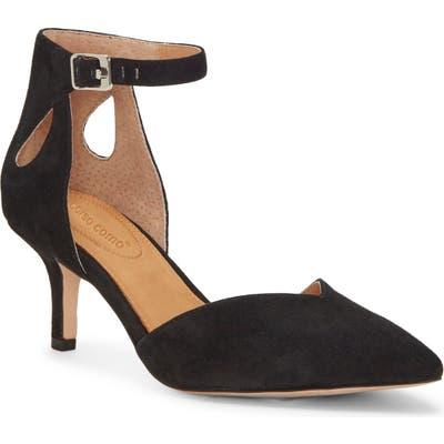 Cc Corso Como Devorah Ankle Strap Pump, Black