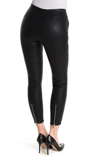 Image of BLANKNYC Denim Faux Leather Pants
