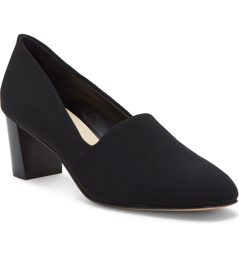 ENZO ANGIOLINI Carwen Pump, Main, color, BLACK FABRIC