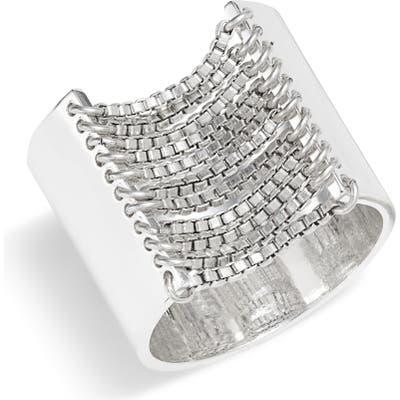 Jenny Bird Chloe Band Ring