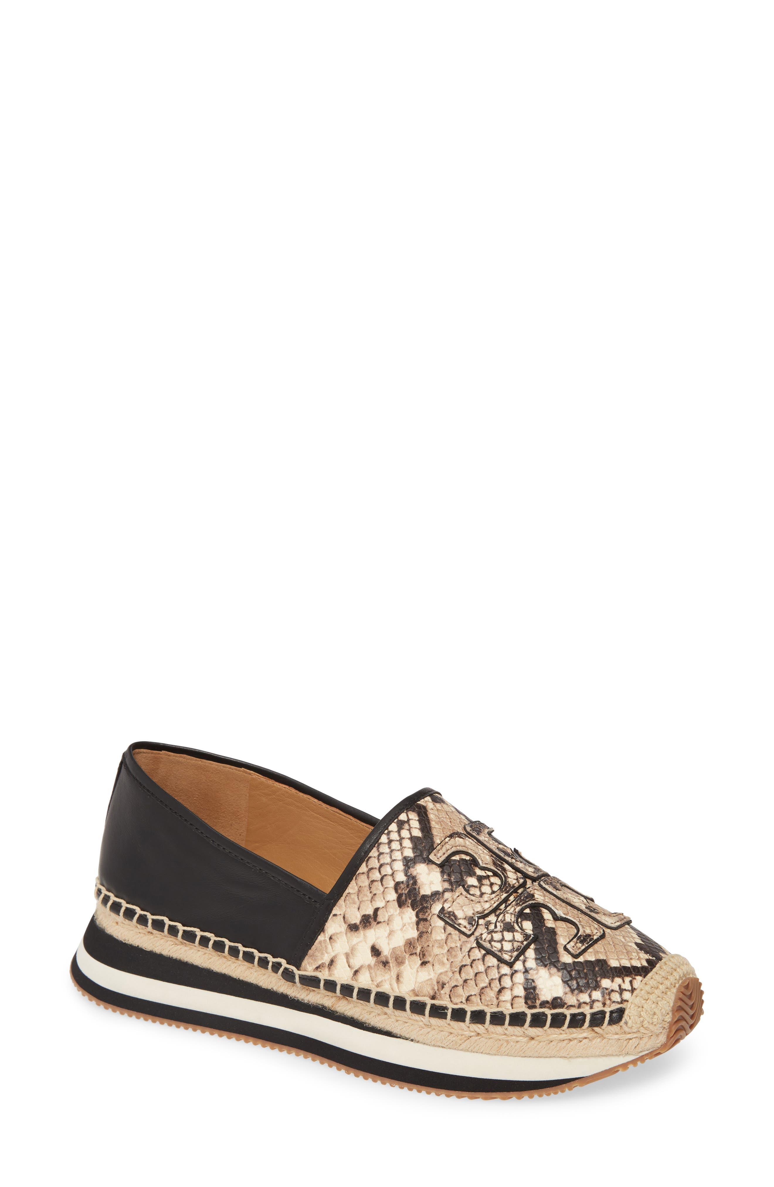 Tory Burch Daisy Stripe Sneaker (Women)