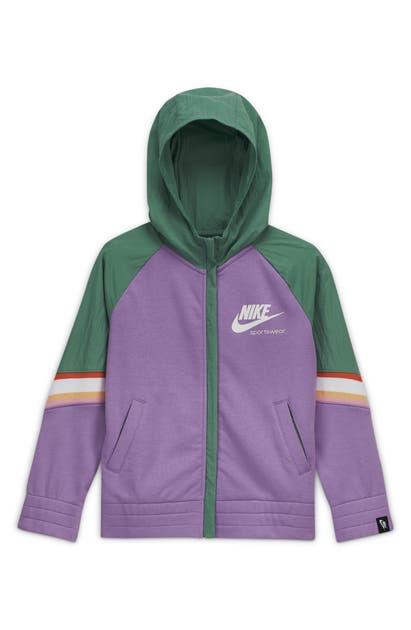 Nike SPORTSWEAR HERITAGE FULL ZIP HOODIE