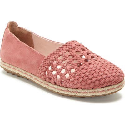 Me Too Lynx Espadrille Flat, Red