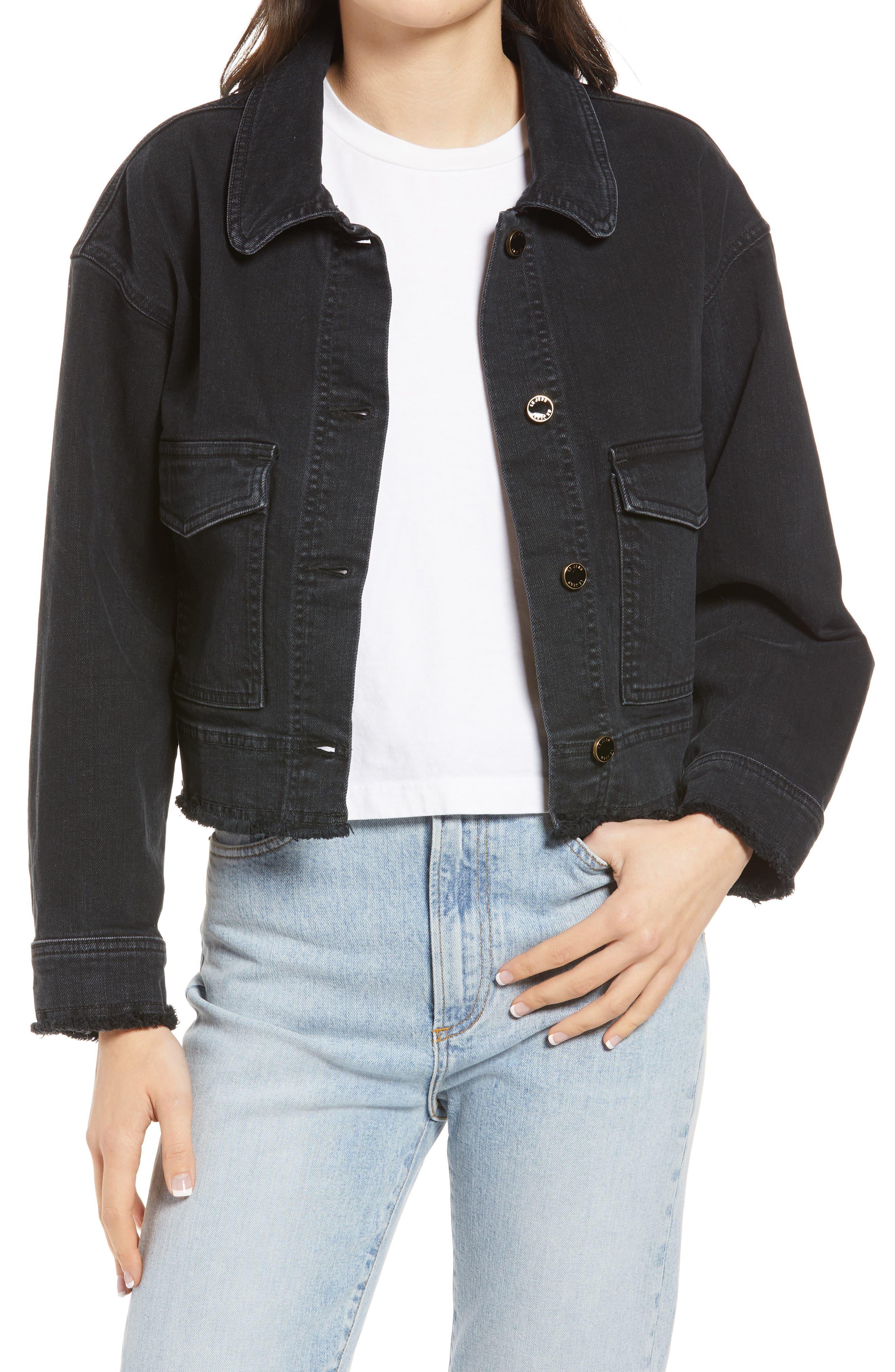 Dylan Denim Jacket