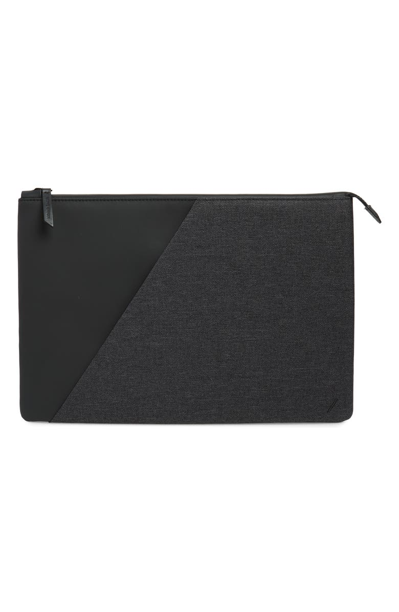 NATIVE UNION STOW 13-Inch Macbook Case, Main, color, SLATE