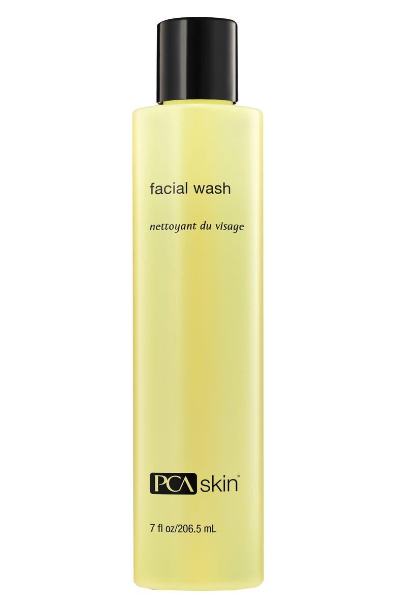 PCA SKIN Facial Wash, Main, color, NO COLOR