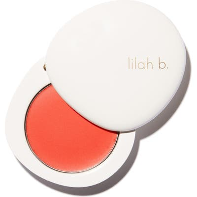 Lilah B. Tinted Lip Balm - B. Cheeky (Pink/red)