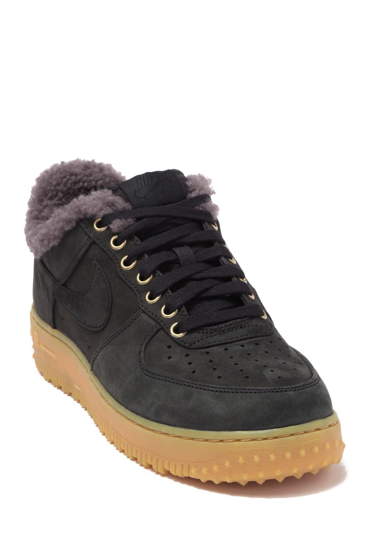 rigidez aburrido Corte de pelo  Nike | Air Force 1 Premium Winter Sneaker | Nordstrom Rack