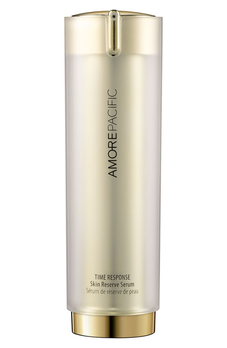 AMOREPACIFIC Time Response Skin Reserve Serum, Main, color, NO COLOR