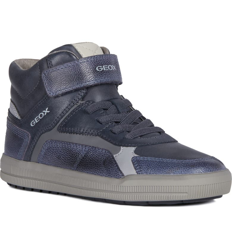 GEOX Arzach 15 High Top Sneaker, Main, color, 404