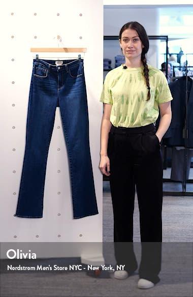 Oriana Straight Leg Jeans, sales video thumbnail