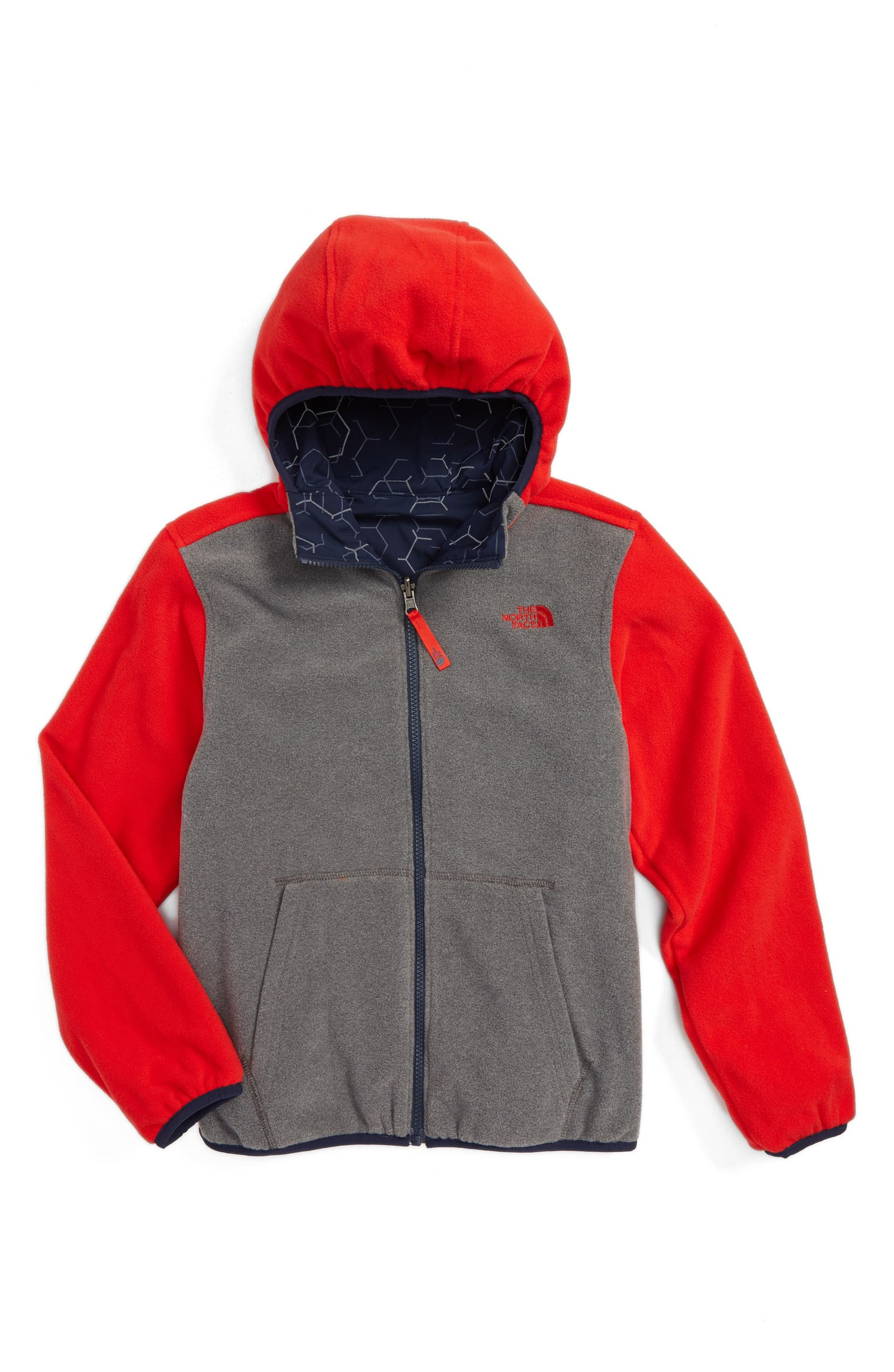a022bf5f7 The North Face 'Breezeway' Reversible Wind Jacket (Big Boys) | Nordstrom